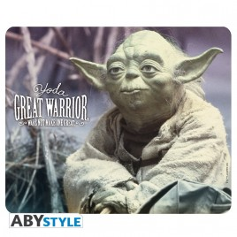 STAR WARS - Mousepad - Yoda grande guerriero