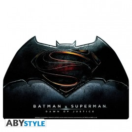 DC COMICS - Mousepad - Batman V Superman film - in forma