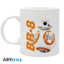 STAR WARS - Tazza - 320 ml - Resistenza BB-8 - scatola x2