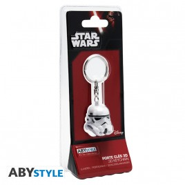 "STAR WARS - Keychain 3D ABS ""Trooper"""