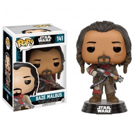STAR WARS: ROGUE ONE - POP Vinyl 141 Baze Malbus!