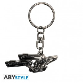 "STAR TREK - Keychain ""Enterprise"" x4"