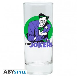 "DC COMICS - Vetro ""The Joker"" x2"