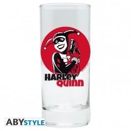 "DC COMICS - Vetro ""Harley Quinn"" x2"