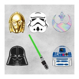 STAR WARS - Star Wars Accessory Stickers