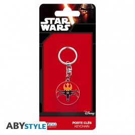 "STAR WARS - Keychain ""X-Wing"" X4"