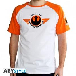 """STAR WARS - Tshirt """"Xwing Pilot"""" uomo SS bianco - basic"""