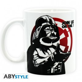 STAR WARS - Tazza - 320 ml - Unisciti a noi - subli - con boxx2