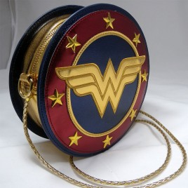 DC COMICS - Wonder Woman Shield Bag