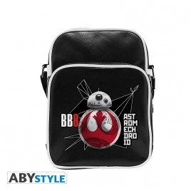 "STAR WARS - Borsa a tracolla ""BB8 E8"" - Vinyl Small Size - Hook"