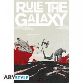 "STAR WARS - ""Rule The Galaxy"" - Poster (91,5x61)"