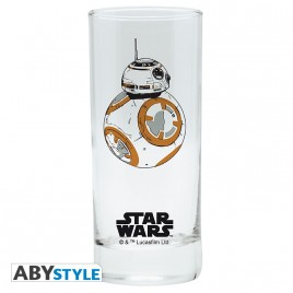 "STAR WARS - Vetro ""BB8"" x2"