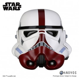 STAR WARS - Inceneritore Stormtrooper Helmet Replica 1: 1 x1!