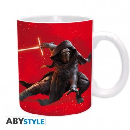 STAR WARS - Tazza - 320 ml - Kylo Ren - subli - con boxx2