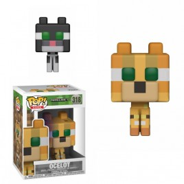 MINECRAFT - POP Vinyl 318 Ocelot (5 + 1) x6