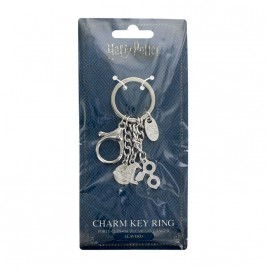 HARRY POTTER - Portachiavi con charm