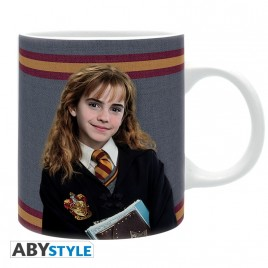 "HARRY POTTER - Tazza - 320 ml - ""Hermione"" - subli - con scatola x2"