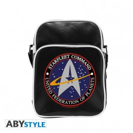 "STAR TREK - Messenger Bag ""Starfleet"" - Vinyl Small Size - Hook"