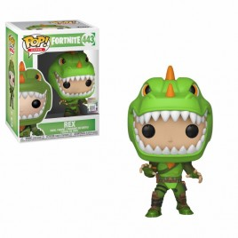 FORTNITE - POP!  Vinyl 443: Rex