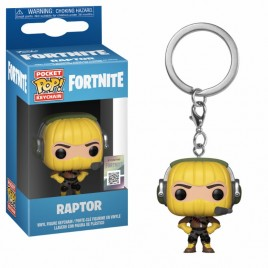 FORTNITE - POP!  Portachiavi!  Raptor