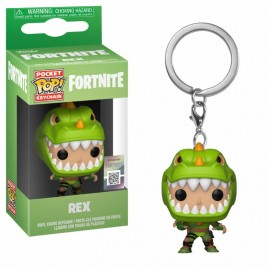 FORTNITE - POP!  Portachiavi!  Rex