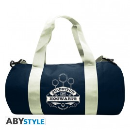 "HARRY POTTER - Borsa sportiva ""Quidditch"" - Navy / White"