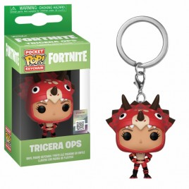 FORTNITE - POP!  Portachiavi: Tricera Ops