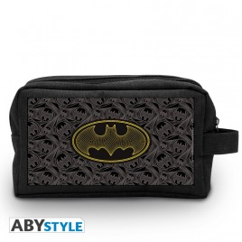 "DC COMICS - Borsa da toilette ""Batman Logo"""