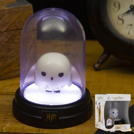 HARRY POTTER - Hedwig Mini Bell Jar Light