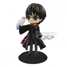 HARRY POTTER - Collezione Figura Q posket Harry Potter con Hedwig 14