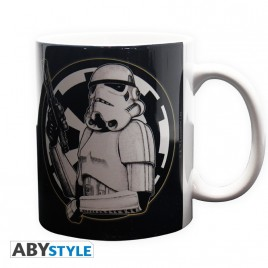 STAR WARS - Tazza - 320 ml - Trooper - subli - con boxx2