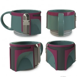 STAR WARS - Boba Fett 3D Mug 300ml