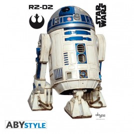 STAR WARS - Stickers - scala 1 - R2D2 (blister)