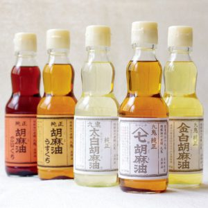Sesame Products – EAT-JAPAN Trade Directory