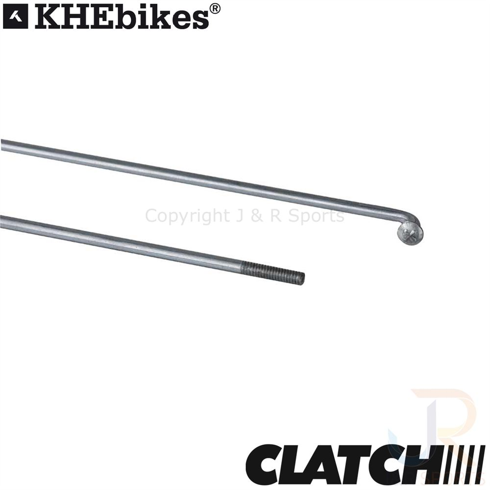 KHE Clatch BMX Flexi Spokes from KHE distributed by J & R