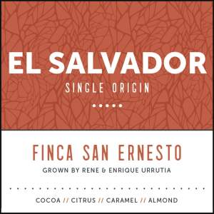 El Salvador Single Origin Coffee Subscription