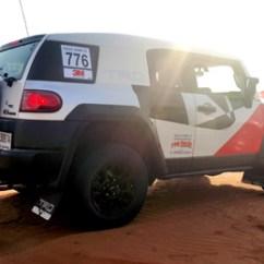 Toyota Yaris Trd Uae Grand New Veloz 1.5 Matic Al Futtaim Motors Launches Fj Cruiser