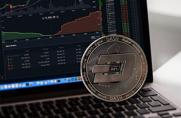 Dash price spikes over 100% this week, enters crypto top ten?
