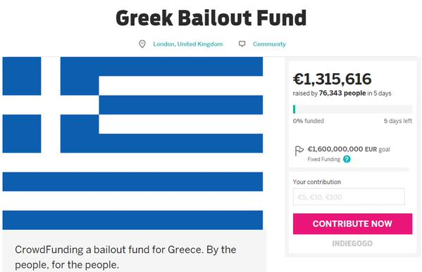greece bailout crowdsourced
