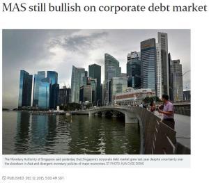 Singapore Corporate Bonds 2017 : No Rain, No Rainbow 3