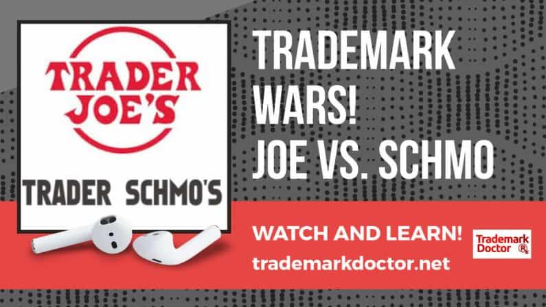 Trademark Wars! Joe vs. Schmo