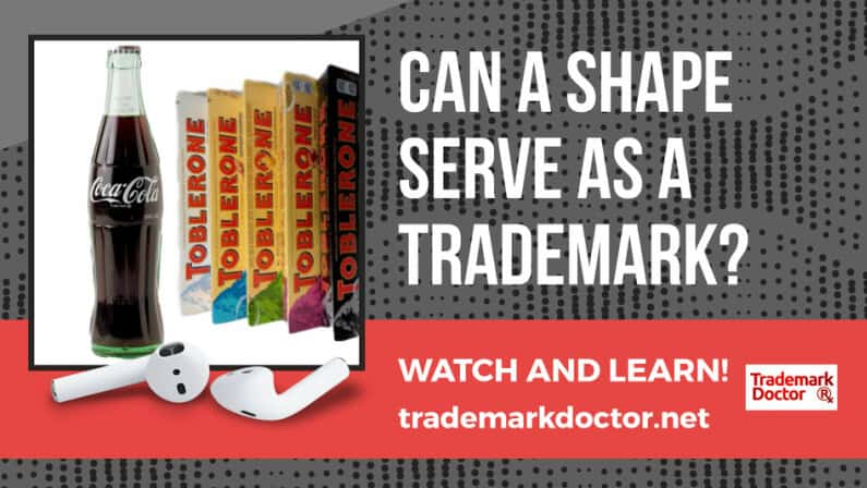 The Shape of a Product Can Serve as a Trademark