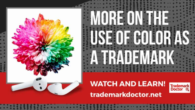 More About Color As A Trademark