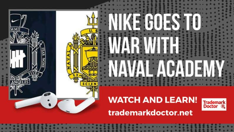 Nike Goes to War With Naval Academy