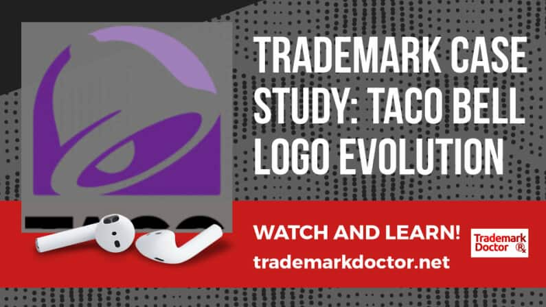 Trademark Case Study: Taco Bell Logo Evolution