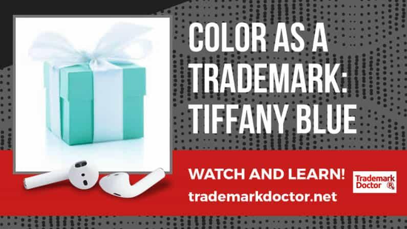 Color As A Trademark: Tiffany Blue