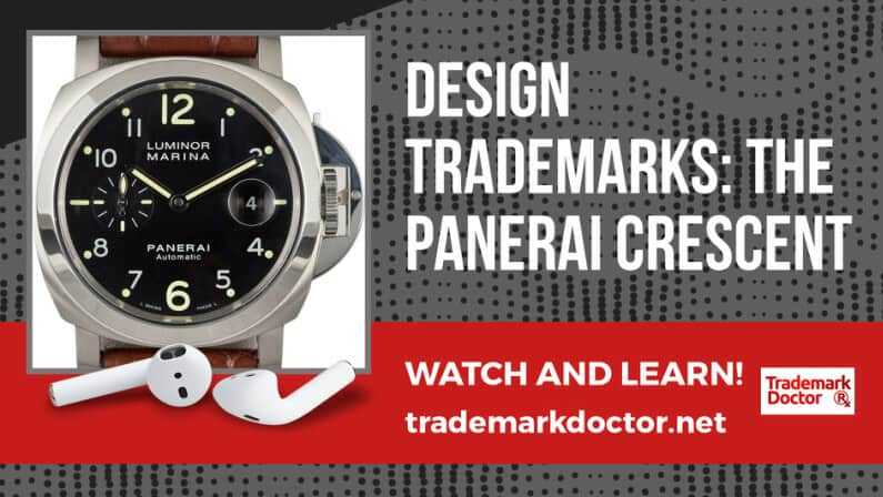 Case Study: Shape as a Trademark — The Panerai Crescent