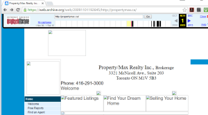 propertymax.ca-website-2009-November-1-archived-webpage