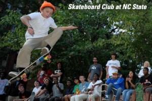 skateboard club
