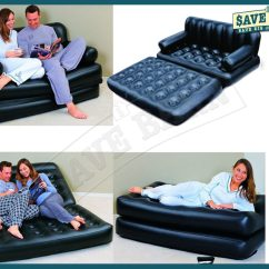 Big Save Sofa Bed Can I Spray Paint Leather Bestway Inflatable Air Couch Trade Me Click To Enlarge Photo